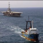 French Toxic Ship Returns Home