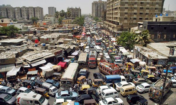 essay on traffic jams in karachi With the increasing population the problem of traffic control has  especially in  big cities like karachi, lahore, rawalpindi, islamabad,  government is doing  little efforts to avoid traffic jams and other traffic  nice essay.