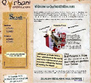 qurbani online