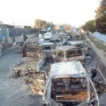 Karachi terrorized after Benazir Bhutto's Assassination