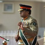General Musharraf and Ashfaq Kiyani