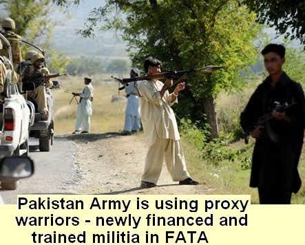 Proxy Warriors in FATA