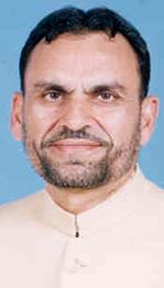 Azam Khan Swati