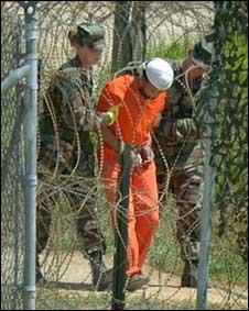 A Prisoner of Guantanamo