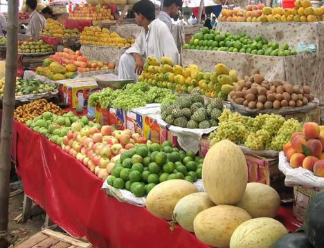 Pakistan Fruits