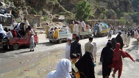 Swat IDPs