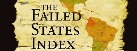 The Failed States 2009 Index by FP