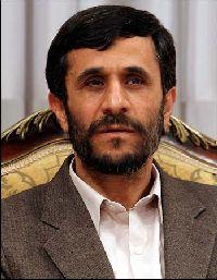 Mehmood Ahmedi Nejad Iranian President