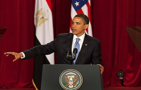 Barack Obama Speech at Cairo Egypt