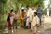 Poor sanitation system for IDPs