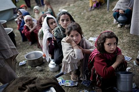 Swat IDP Children