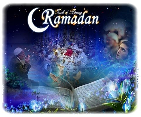 Welcome the Virtuous Month of Ramadan