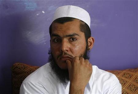 Mohammed Jawad, one of the youngest detainees held at Guantanamo Bay, Cuba, is photographed at a family home in Kabul on August 25, 2009, the morning after he returned to Afghanistan.