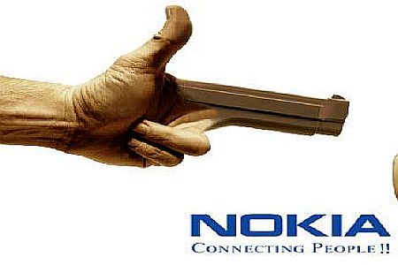 Nokia Mobile Phone snatching in pakistan