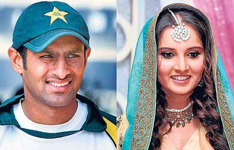Shoaib Malik to wed Sania Mirza - Chowrangi