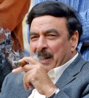 Sheikh Rasheed Ahmad Na 155 Rawalpindi