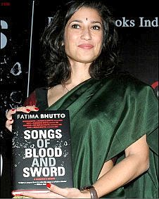 Fatima bhutto Songs of Blood and Sword