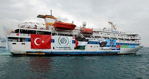 Freedom Flotilla attcked by Israel