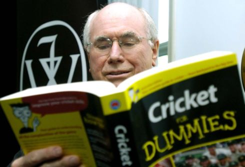 john howard for icc president