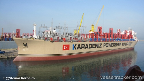 Kaya Bey rental power plant for Karachi from Turkey