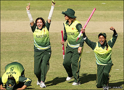 Pakistan Women Cricket Team in Asian Games 2010