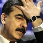 Political Circus in Pakistan: Yousuf Raza Gilani on a tightrope