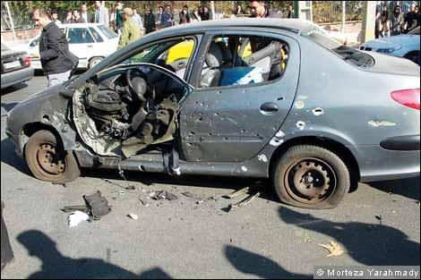assassination of Majid Shahriyari