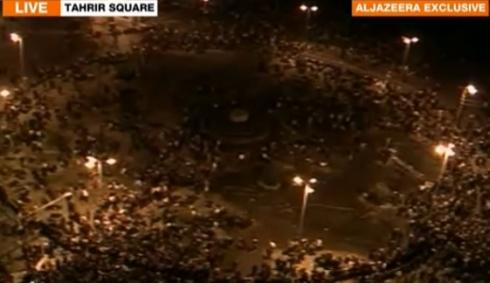 tahrir square cairo egypt