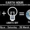 EARTH hour 2011