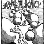 You and me in the Democracy!