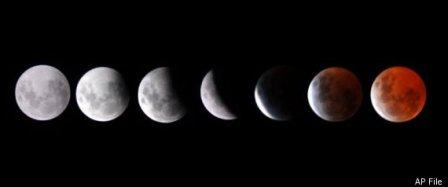 Total Lunar Eclipse june 15 2011