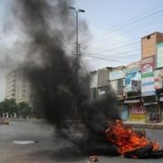 Karachi violence July 2011