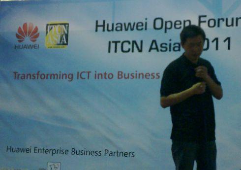 Huawei Open Forum