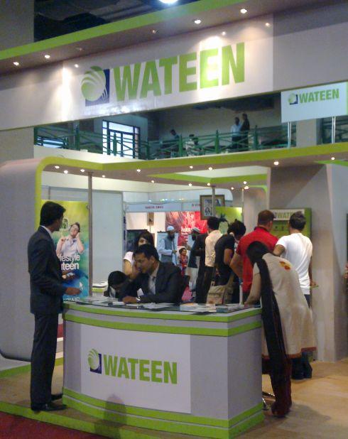 Wateen at ITCN 2011