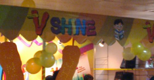 vshine children magazine