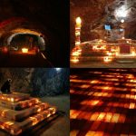 Inside Khewra Salt Mines - Pakistan