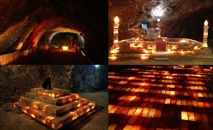 Colors of Khewra Salt Mines covered by Bloggers and Social Media Activists