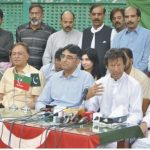 Asad Umar leaves Engro Corporation to join Pakistan Tehreek Insaf