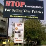 Sell Dresses, Not Modesty: Karachi comes out against obscene Lawn advertisements