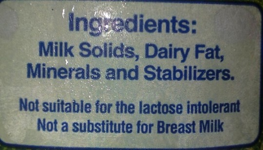 Engro Dairy Omung Ingredients list