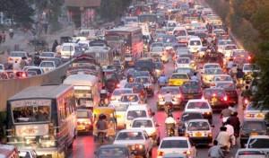 Pakistan exploding population