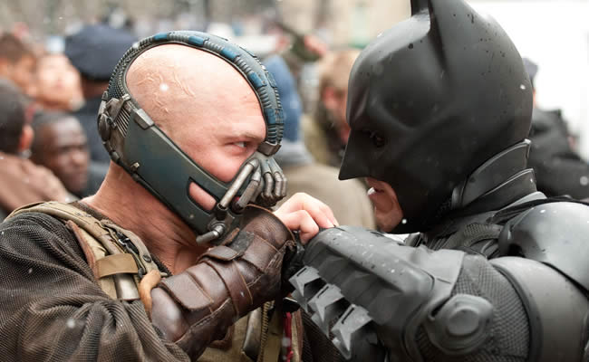Batman vs Bane