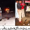 Blast near Imam Bargah Orangi Karachi November 2012
