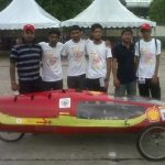 NED Team Victory preparing for Shell Eco Marathon