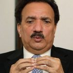 Rehman Malik predicts bloodshed and massacre in Karachi during February