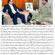 Kayani meets Zardari over Karachi Operation