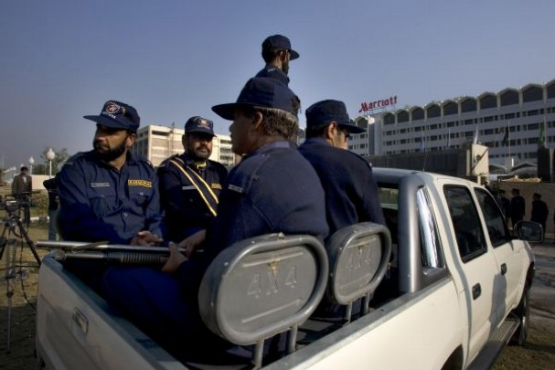 Pakistan Private Security Guards