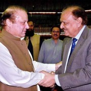 Mamnoon Hussain President of Pakistan