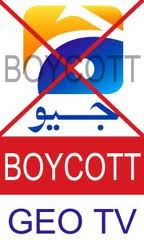 boycott geo tv