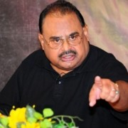 Altaf Hussain MQM and Karachi